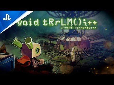 Void Terrarium ++ - Gameplay Trailer   PS5