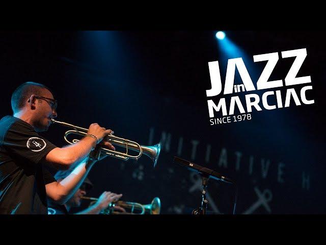 "Initiative H ""Trouble"" @Jazz_in_Marciac 2018"