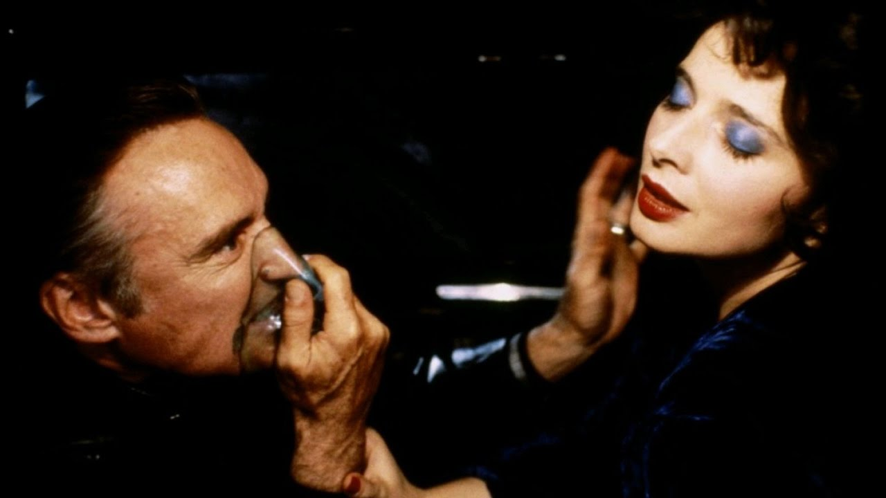 an analysis of blue velvet a film by david lynch