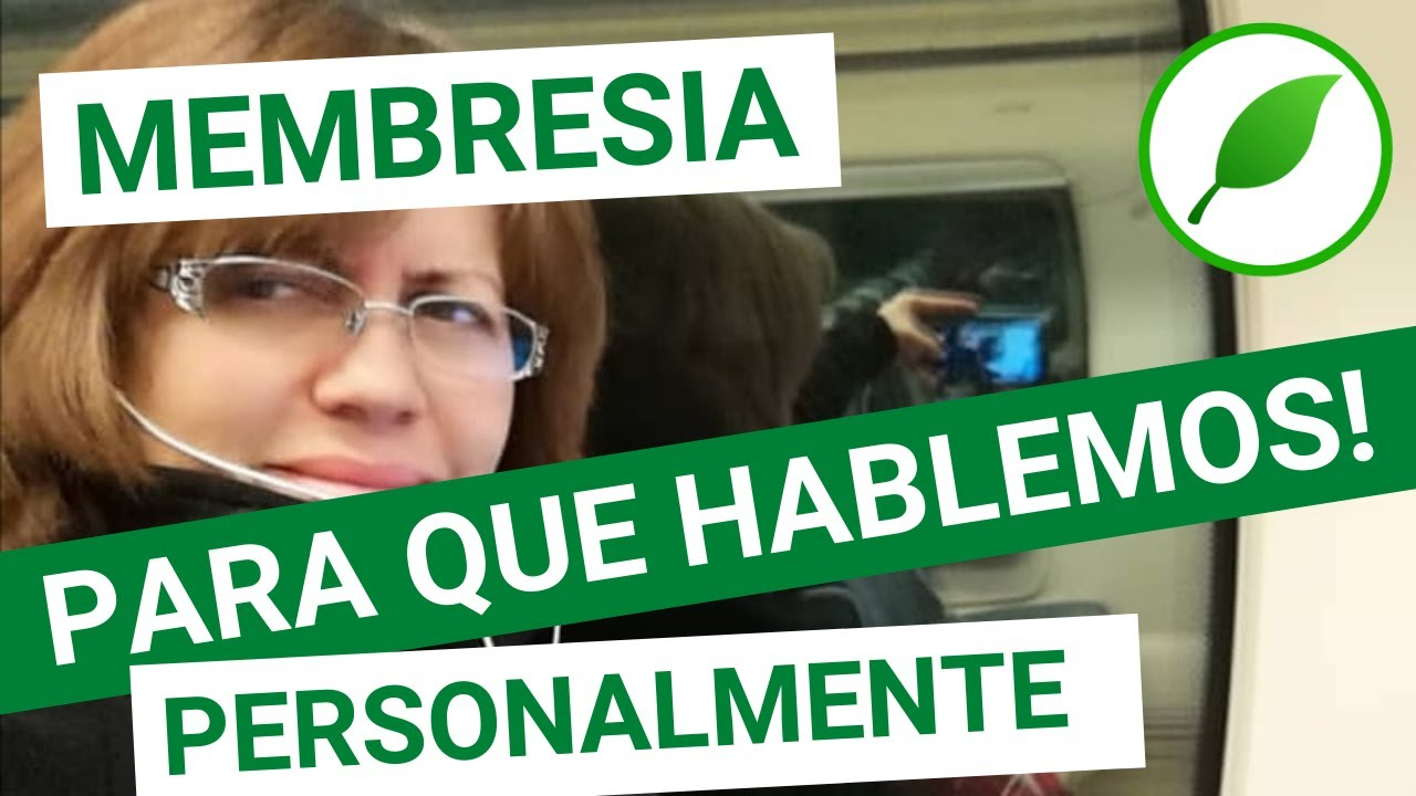 Membresia youtube canal  salud con mary salud con mary