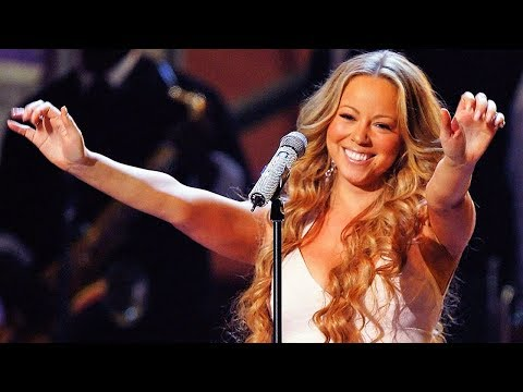 Top 10 Times Mariah Carey Got A STANDING Ovation!