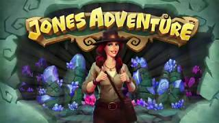 Jones Adventure Mahjong - Quest of Jewels Cave