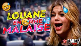 LOUANE : GROS MALAISE EN DIRECT