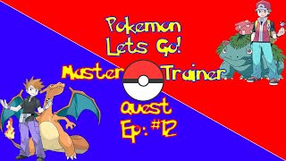 Pokemon Lets Go Master Trainer Quest Episode 12: A Shiny and Timid Episode