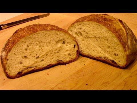 Plain French Bread - Julia Child's Method