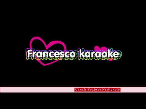 Francesco karaoke - Modà