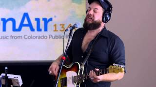 """Nathaniel Rateliff & the Night Sweats at OpenAir: """"I've Been Failing You"""""""