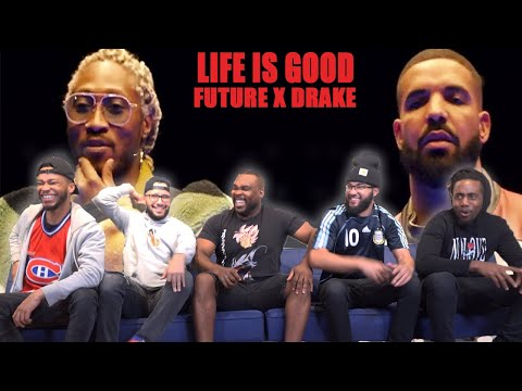 Future ft Drake - Life is Good Official Video Reaction/Review