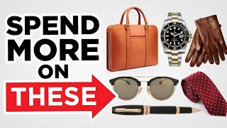 5 Accessories EVERY Professional Man Must Upgrade ASAP (Spend MORE Money Here)