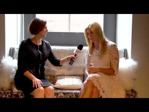 Mariel Hemingway interview on www.ExtraordinaryWomenTV.com