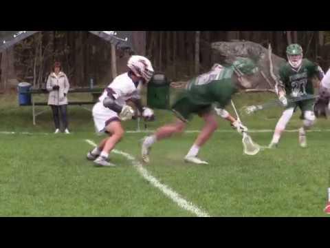 Cardigan Athletics: Varsity Lacrosse vs. Eaglebrook School (05/12/18)