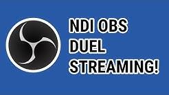 Tricaster: NDI Scan Converter