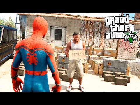 Играть в игры Человек Паук онлайн бесплатно без регистрации