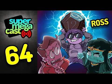 SuperMegaCast - EP 64: Our First Quest (w/ Ross O'Donovan)