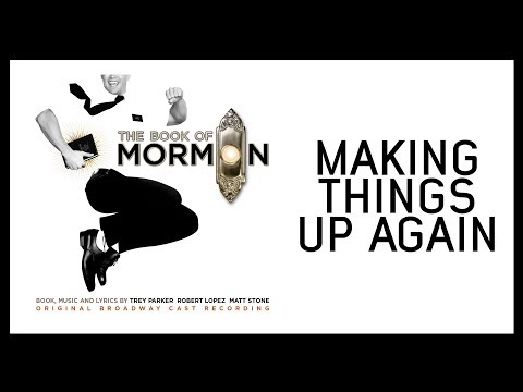 Book Of Mormon Musical Soundtrack