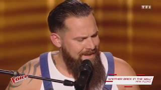 The Voice: Very good Perfomance of alternate version of rock song