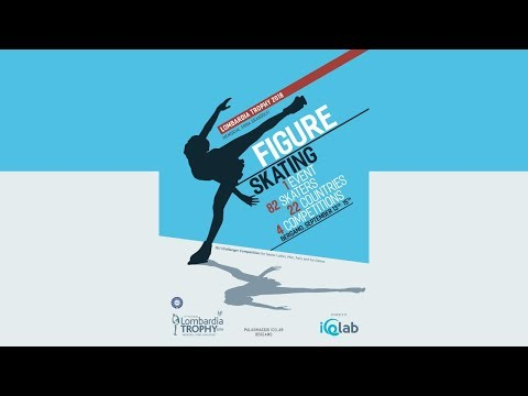 11th edition LOMBARDIA TROPHY 2018 Memorial Anna Grandolfi 14_15 Settembre Pairs Skating FS