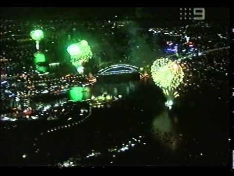 Centenary of Federation Fireworks (Sydney New Year's Eve 2000/2001)