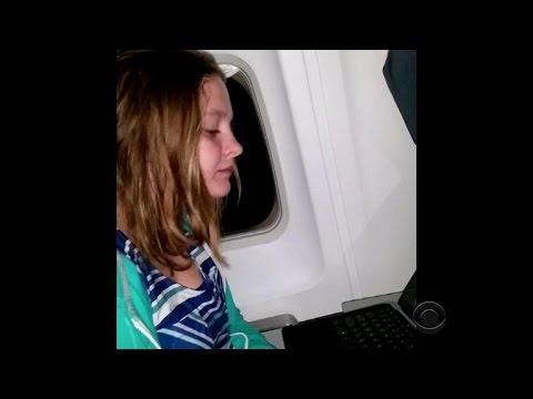 Thumbnail: Autistic girl from Oregon kicked off airplane