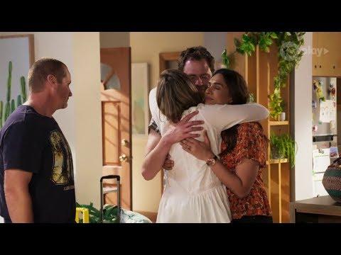 Sonya Says Goodbye To Dipi & Shane | Neighbours [2019]