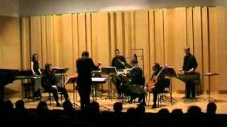 ENSEMBLE LINEA - PIERRE BOULEZ - LE MARTEAU SANS MAITRE - PART III/IV.MPG