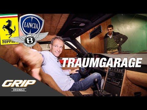 Traumgarage - Italien Edition | GRIP Originals