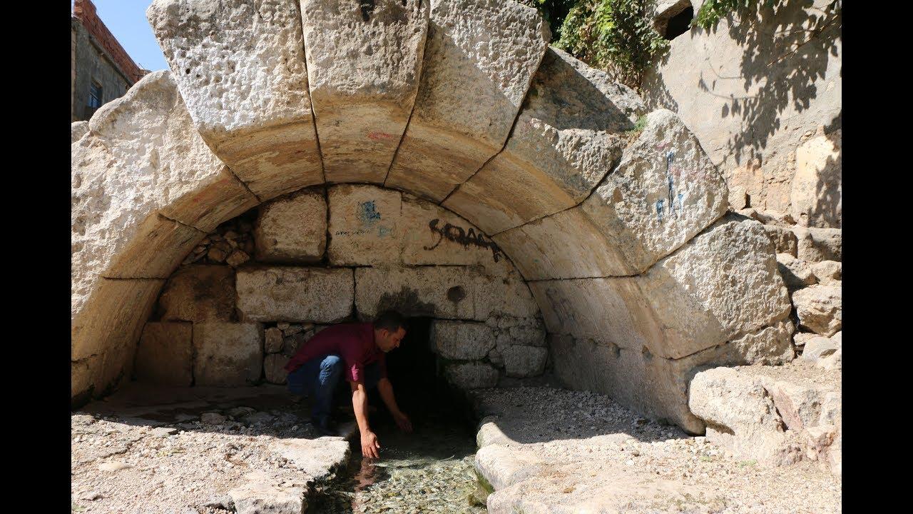 Tarihi Roma Çeşmesi 4 Uygarlığa Ev Sahipliği Yapıyor