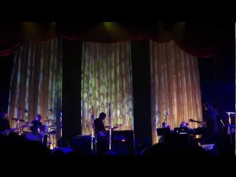 Death of an Interior Decorator - Death Cab for Cutie - The Magik Orchestra Tour