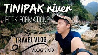I ALMOST SLIPPED ON THE ROCKS OF TINIPAK RIVER! (Part 2 of 4) | Vlog Ep.10