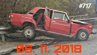 ☭★Подборка Аварий и ДТП/Russia Car Crash Compilation/#717/November 2018/#дтп#авария