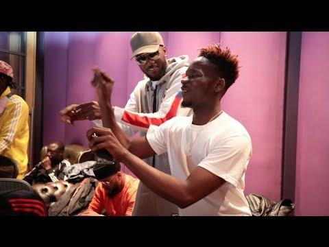 Mr Eazi to the World - Episode 1 feat. Eugy, Juls, Eddie Kadi, Moelogo, Da Beatfreakz and more
