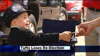 Dorset's Adorable Mayor Tufts' Term Has Ended