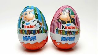 Kinder Surprise Egg Maxi - Super Surprise Chocolate Egg