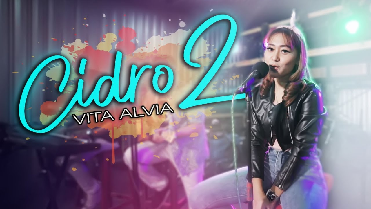Vita Alvia - Cidro 2 (Panas Panase Srengenge Kuwi) | Koplo Version (Official Video)