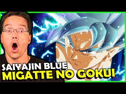 MIGATTE NO GOKUI PODE SER USADO COM O SUPER SAIYAJIN BLUE?