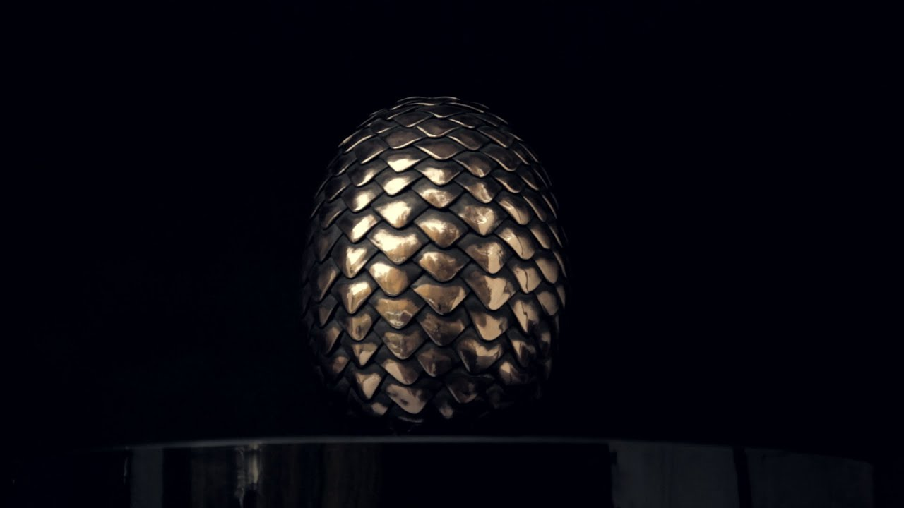 Making The Dragon's Egg From Game Of Thrones