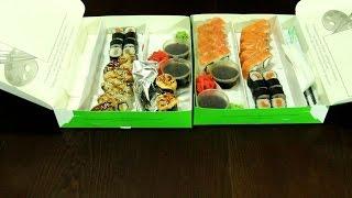 Обзор доставки суши из Sushi+(Алматы)(Обзор доставки суши из Sushi+(Алматы), 2015-08-22T07:22:18.000Z)