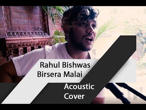 Birsera Malai - Kundan Subba ( Rahul Bishwas Acoustic Cover) Nepal Idol Top 12 #JyovanStudios