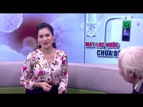 Thực hư máy lọc nước ion kiềm chữa được bệnh nan y? | VTC14