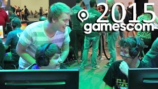 Video Hi-Rez Studios @ Gamescom 2015! download MP3, 3GP, MP4, WEBM, AVI, FLV April 2018