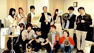 日芸情報音楽川上ゼミクリスマス2012