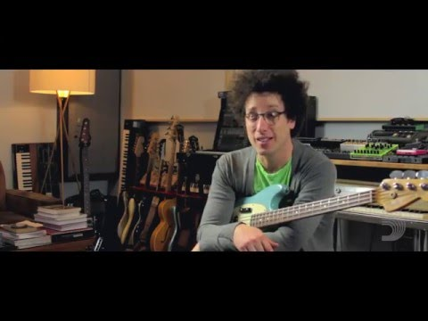 Justin Meldal-Johnsen on American Stage Cables