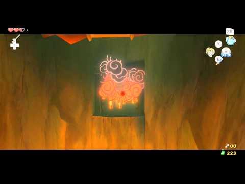 Zelda Wind Waker HD Treasure Chart 11 Location