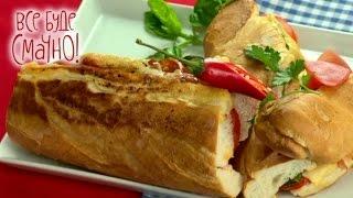 Сэндвичи панини. Сырные блюда от Сергея Калинина