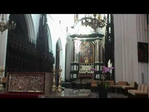 アントワープ ノートルダム大聖堂 フランダースの犬 ルーベンス ①