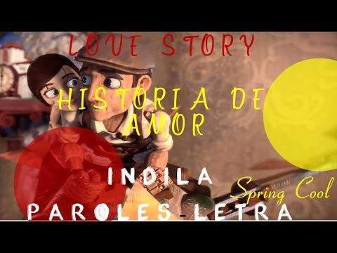 Indila-Love Story | Letra Español-Frances|