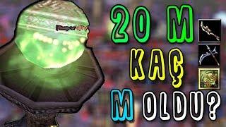 Knight Online 20 M ile Para Nasıl Katlanır? Bölüm 1