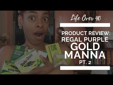 PRODUCT REVIEW: Regal Purple GOLD MANNA pt.2 (this stuff is CRAZY‼️)
