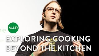 Exploring Cooking Beyond the Kitchen   Wylie Dufresne