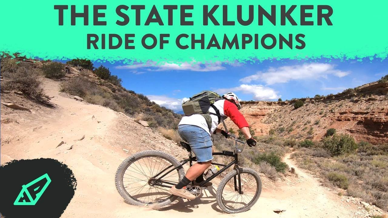 The State Klunker Challenge Episode 3: The Ride Of Champions - Stock Klunkers on Jem Trail